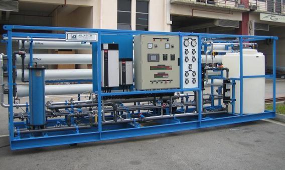 Sea Water Ro Systems Hitachi Aqua Tech Engineering Pte Ltd